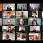 Evangelical leaders from across Spain gathered for a time of prayer using the Zoom platform. / EOPT, Carlos Fumero.
