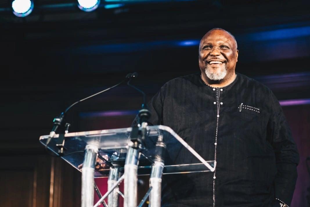 Pastor Ade Omooba