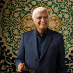 Ravi Zacharias pictured in SA at the Festival of Thought conference