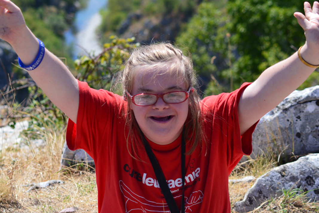 Heidi Crowter, Down's syndrome Woman