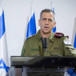 IDF Chief of Staff Aviv Kochavi (Flash90/Miriam Alster)