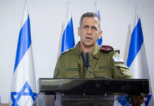 IDF Chief of Staff Aviv Kochavi (Flash90/Miriam Alster)