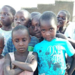 Barnabas is helping 6,000 families with urgent food aid in flood and locust-affected north-east Uganda