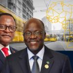 President Lazarus Chakwera and President John Magufuli