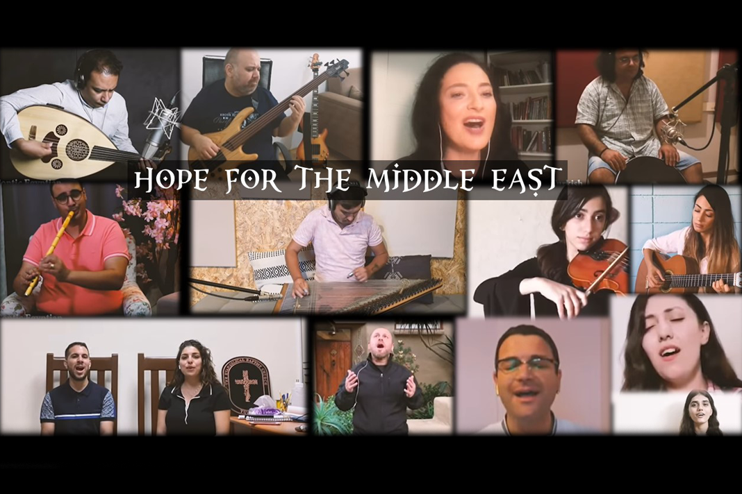 The Greater Middle East Blessing Turn on Subtitles!