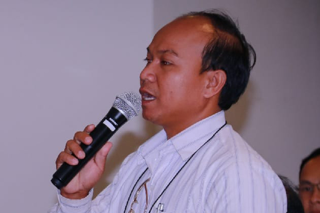 Pastor A Dao. Image courtesy Christian Solidarity Worldwide