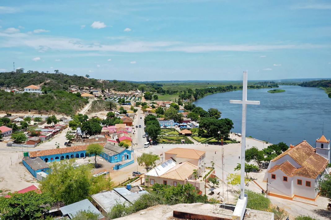 Muxima, Angola