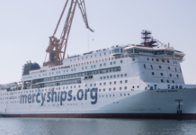 The Global Mercy Ship