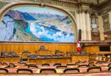 The Swiss Assembly, national parliament in Bern. / Photo: Hansjörg Keller, Unsplash, CC0