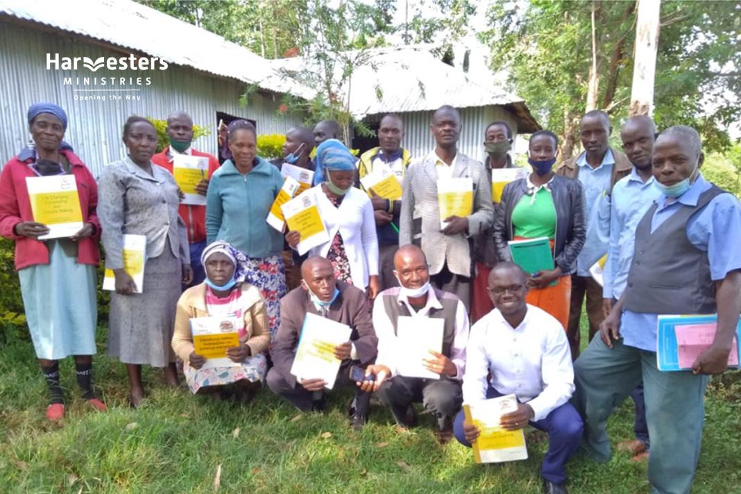 Harvesters ministries