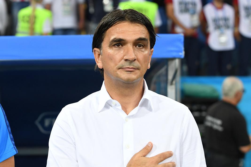 Zlatko Dalić, Croatia national team head coach