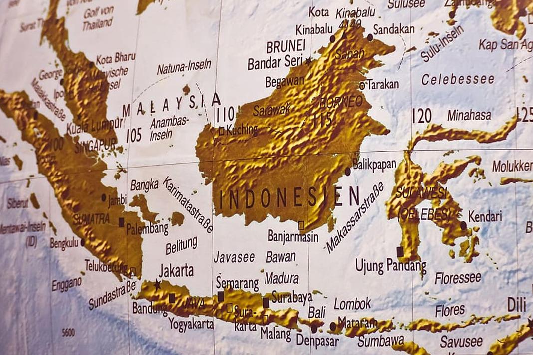 Countries map muslim Muslim world