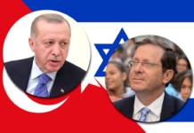 President Erdoğan and Isaac Herzog