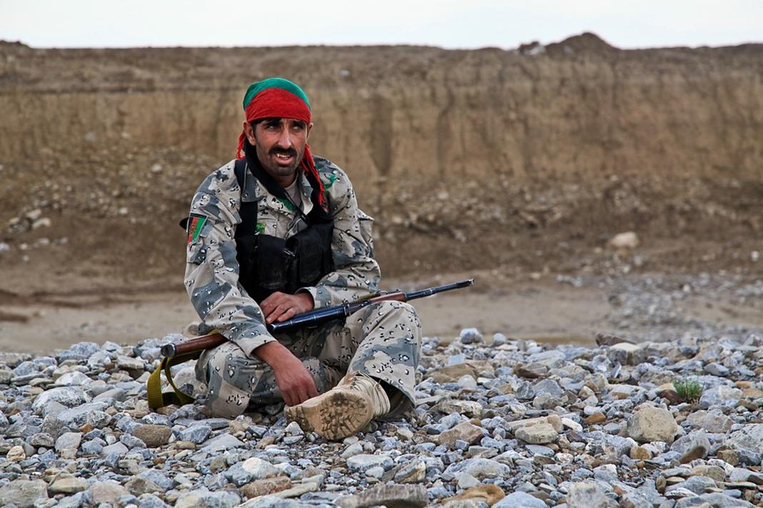 Afghani Rebel