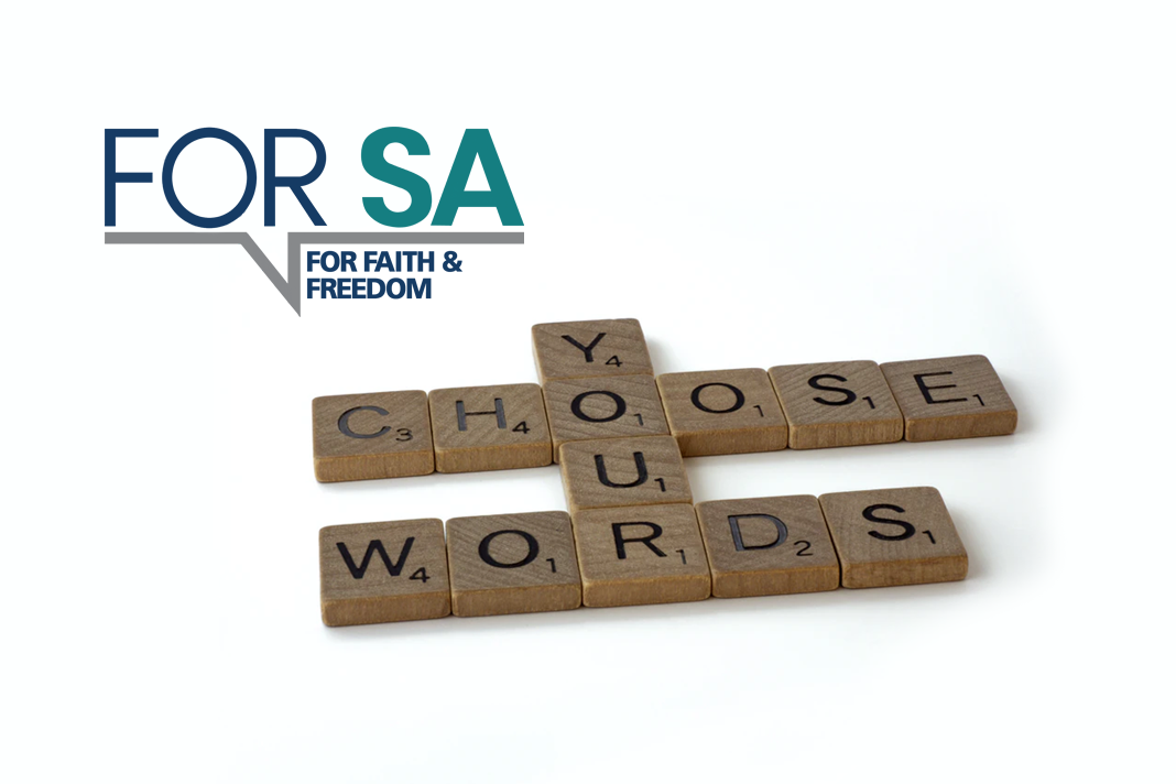 Choose your words image