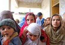 Children in Pakistan