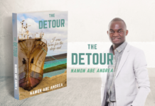 Namon Abe Andrea and the Detour book